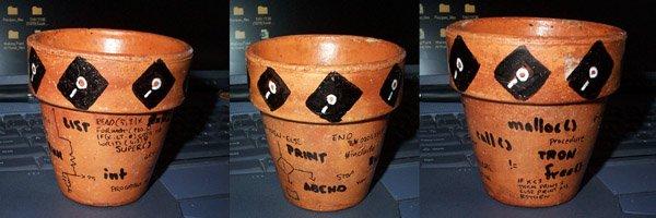 A Little Pot