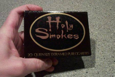 Holy Smokes